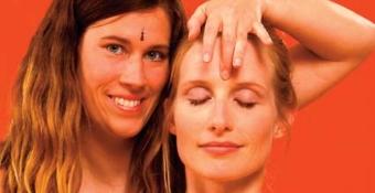 Strahlende Augen mit Ayurveda