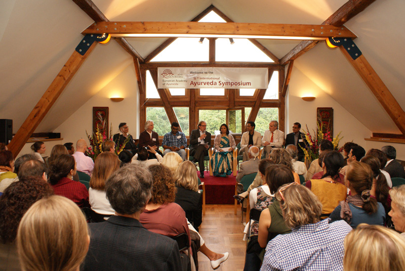 Yoga ist Thema auf dem 19. Internationalen Ayurveda Symposium
