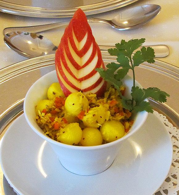 Ayurvedische Ernährung & Küche | Ayurveda Resort Sonnhof