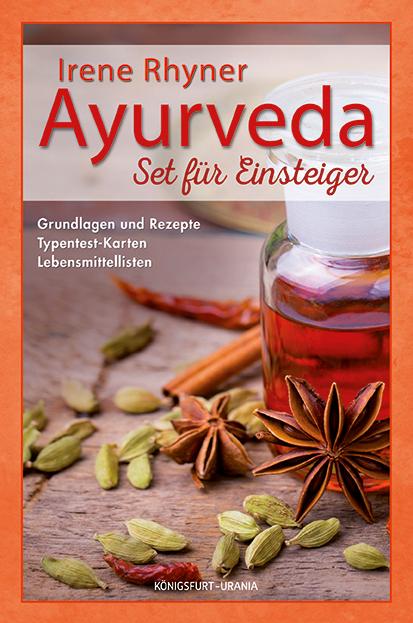 Buchbesprechung: Ayurveda-Set für Einsteiger von Irene Rhyner