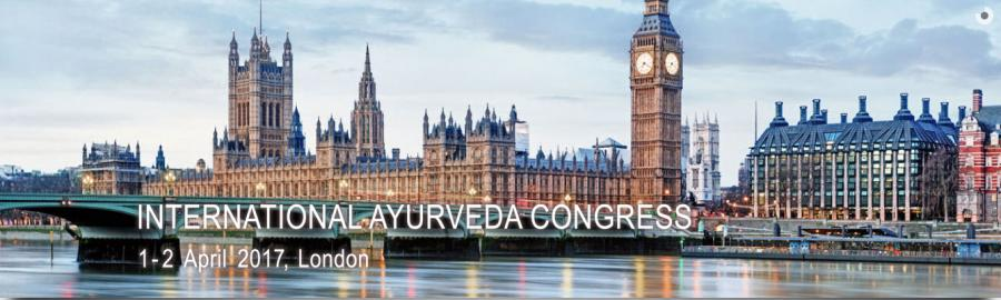 London, 1.–2. April: Der 2. Internationale Ayurveda-Kongress steht vor der Tür