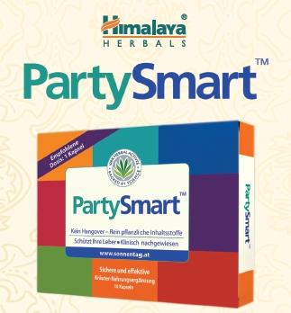 PartySmart Himalaya Herbals - Synergie von Ayurveda und moderner Wissenschaft