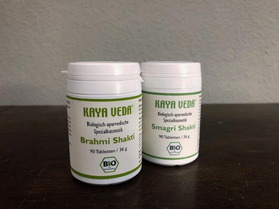 Noch natürlicher: Die Nahrungsergänzungsmittel von KAYA VEDA mit BIO-Zertifikat