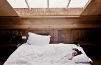 Guter Schlaf ist ein Geschenk