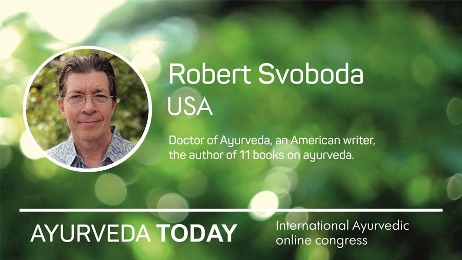 "First International Online Congress ""AYURVEDA TODAY"", February 3-4. On all Monitors of the World!"