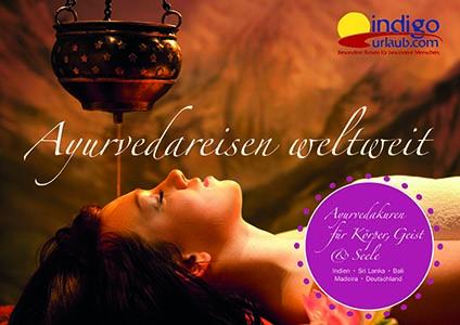 Indigourlaub Ayurvedareisen
