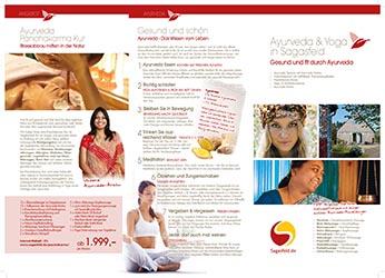 Ayurveda & Yoga in Sagasfeld