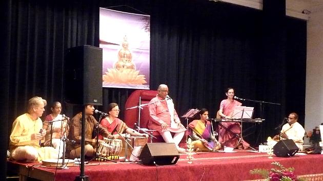 Heilende Klänge aus Indien - Konzerttour