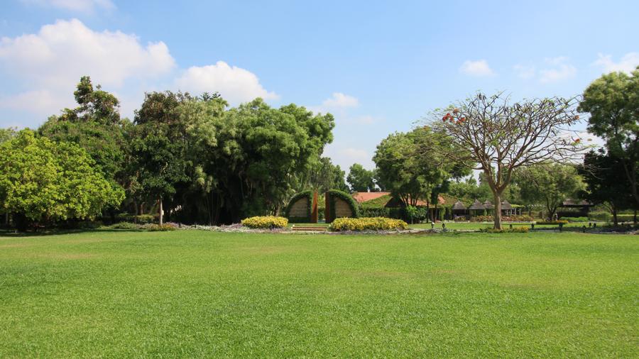 Besuchsbericht vom Soukya - International Holistic Center in Bangalore  -  Der Westen kann vom Osten lernen